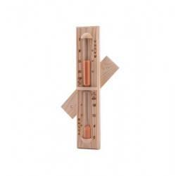 Clepsidra din lemn de pin  de la Sentiotec referinta 1-028-020
