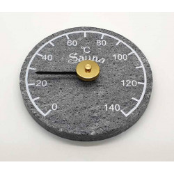 Termometru rotund sauna  de la Sentiotec referinta 1-028-608