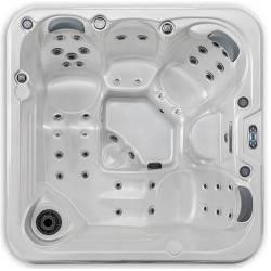 Spa Plug & Play 3, model patrat, 5 locuri  de la Hanscraft referinta SPA-HC3PP