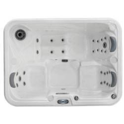Spa Plug & Play 5, model patrat, 3 locuri  de la Hanscraft referinta SPA-HC5PP