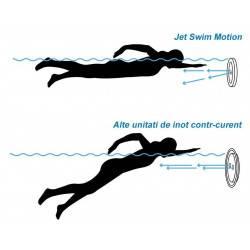 Sistem inot contra-curent Jet Swim Motion - beton  de la Pahlen referinta 33042