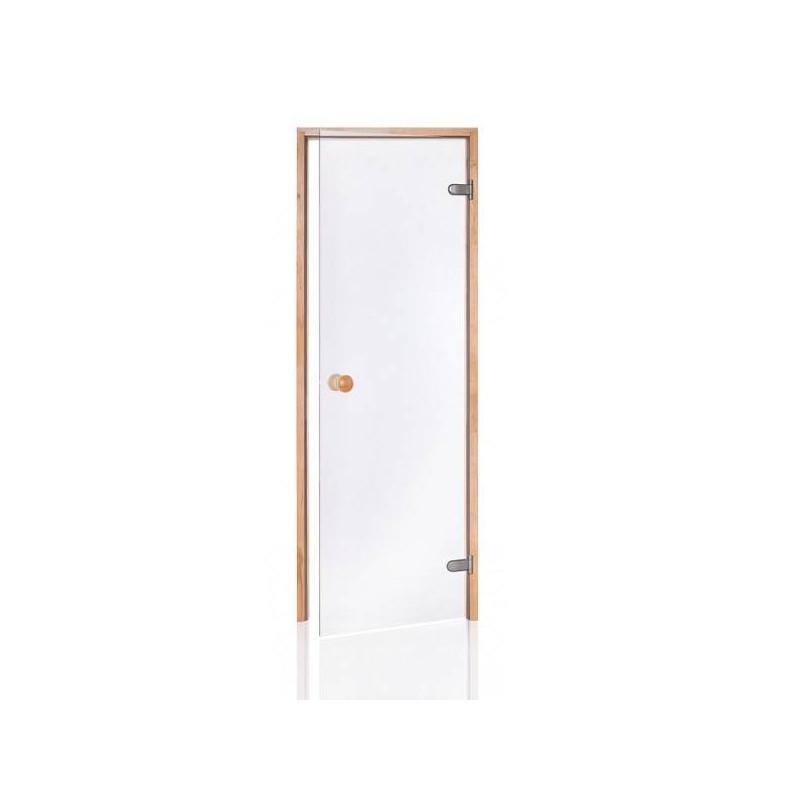Usa sauna aspen sticla clara 700 x 2000 mm  de la  referinta HS-720KH