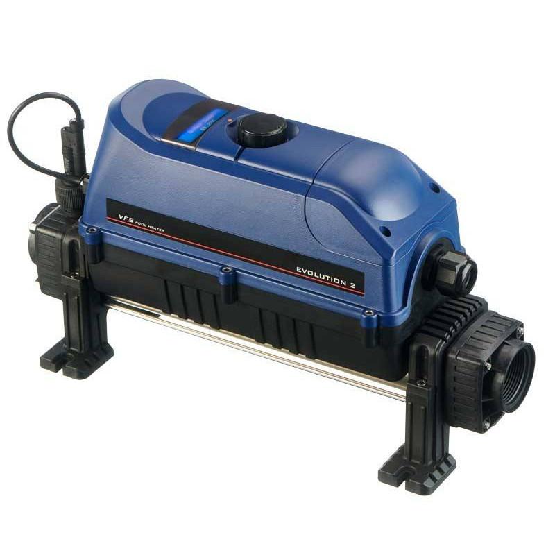 Incalzitor electric titan 12kW Evolution 2 Digital - 400V  de la Elecro Engineering referinta E2D-V-12