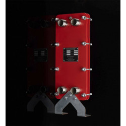 Schimbator de caldura in placi titan 414 kW  de la Elecro Engineering referinta PHE410-TI