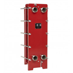 Schimbator de caldura in placi titan 446 kW  de la Elecro Engineering referinta PHE450-TI