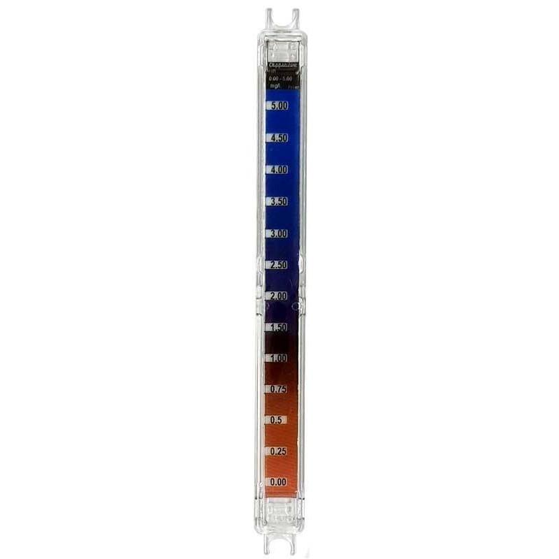 Comparator etalon Cupru / Zinc HR, scala 0.0 - 5.0ppm, FlexiTester  de la Water-I.D. referinta FTS402
