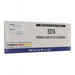 Tablete reactivi tester EDTA, 50 bucati  de la Water-I.D. referinta TbsHED50