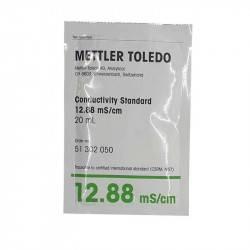 Solutie de calibrare 20ml conductivitate 12880 μS/cm, tester FT35  de la Water-I.D. referinta EMecbuf1288