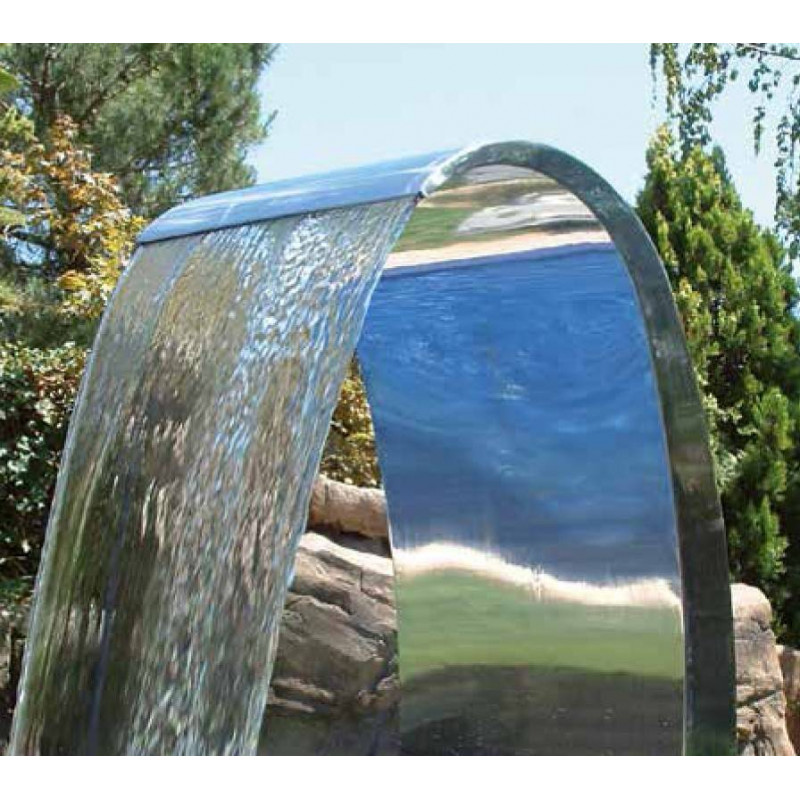 Cascada Victoria AISI-316 lustruit  de la Flexinox referinta 87186064