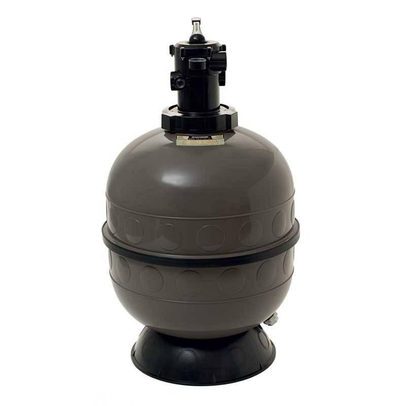 Filtru nisip Pro-HI D400 vana deasupra - 6 mc/h  de la Hayward Pool referinta S160TIE