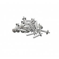 Cuie aluminiu expandabile 4.8x25mm  de la SpaZone referinta 05820