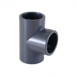 Teu PVC-U D90, 90 grade  de la Cepex referinta 01787