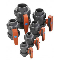 Robinet PVC cu sfera D90  de la Cepex referinta 36508
