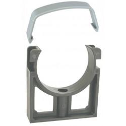 Brida PVC D125 cu clips  de la Coraplax referinta 7130125