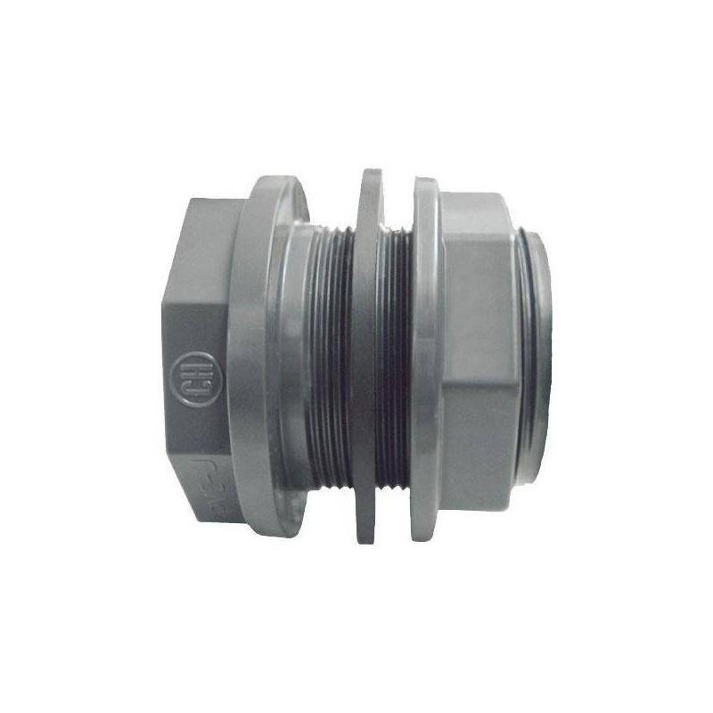 """Trecere PVC D32 - 1 1/4"""" F.E  de la Coraplax referinta 7209032"""