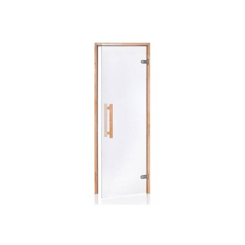 Usa sauna pin sticla gri 7 x 20 Natural  de la  referinta HS-720HM-NAT