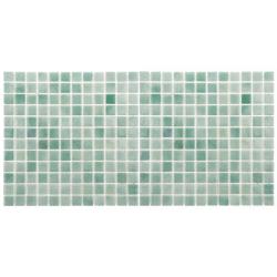 Mozaic sticla Niebla Caraibe, suport polybond, 2.5x2.5 cm, cutie 2mp  de la SpaZone referinta HS523