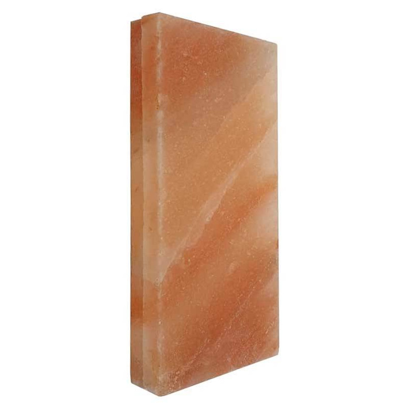 Caramida sare Himalaya pentru sauna, canal H, 20 x 10 x 2.5 cm  de la SpaZone referinta SF2-C