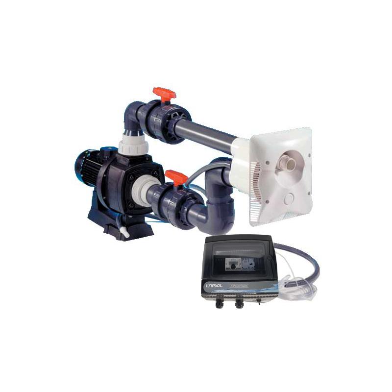 Hidrojet Calipso 5.5 CP 400V - sistem inot contra-curent  de la Hayward Commercial Aquatics referinta JC88
