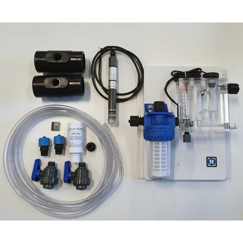 Modul clor liber potentiostatic 0-10 ppm, 4-20 mA  de la Hayward Commercial Aquatics referinta C