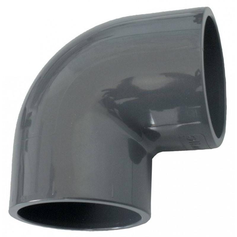 Cot PVC D25, 90 grade  de la Plimat referinta C9025
