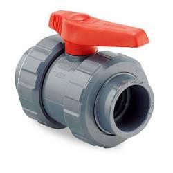 Robinet PVC cu sfera D50  de la SpaZone referinta 1110050