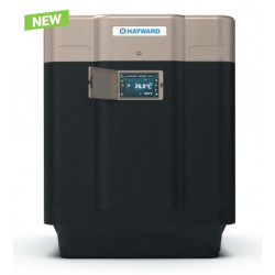Pompa de caldura verticala SumHeat Full Inverter 25kW 400V  de la Hayward Pool referinta HP5251ET3