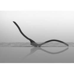Sezlong relaxare Serendipity Antracite  de la Arkema Design referinta S010/7016
