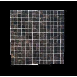 Mozaic sticla 20G56 suport plasa 20x20 cm  de la VetroGlassMosaic referinta 20G56