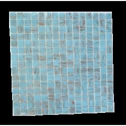 Mozaic sticla 20G31 suport plasa 20x20 cm  de la VetroGlassMosaic referinta 20G31