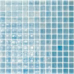 Mozaic sticla Niebla Piscina suport silicon 25x25 mm  de la AstralPool referinta 54403