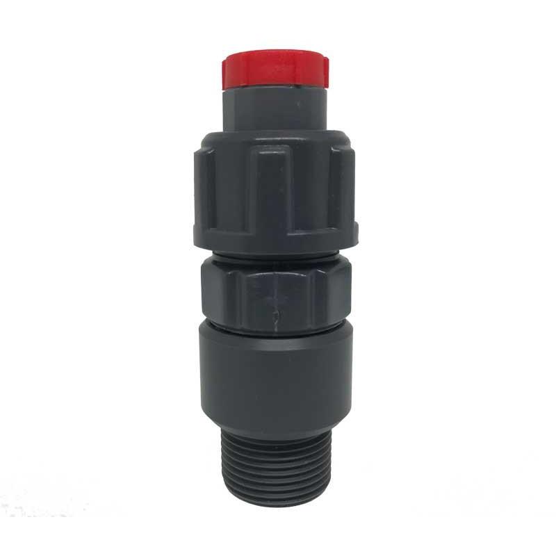 Supapa de injectie PVC 3/8 FI - 3/4 FE  de la Seko referinta SPR99106029