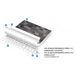 Liner PVC 1.8mm Sensitive Bali 3D  de la SopremaPool referinta 156988/SSBA
