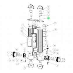 Tub sticla protectie lampa UV Elecro Engineering  de la Elecro Engineering referinta SP-UV-QS