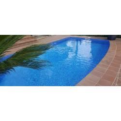 Liner PVC antiderapant 1.5mm Marbella Blu Grip  de la SopremaPool referinta 156991/MMB
