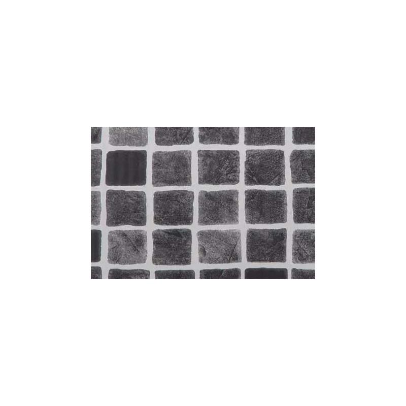 Liner PVC antiderapant 1.5mm Marbella Black Grip  de la SopremaPool referinta 156991/MMBK