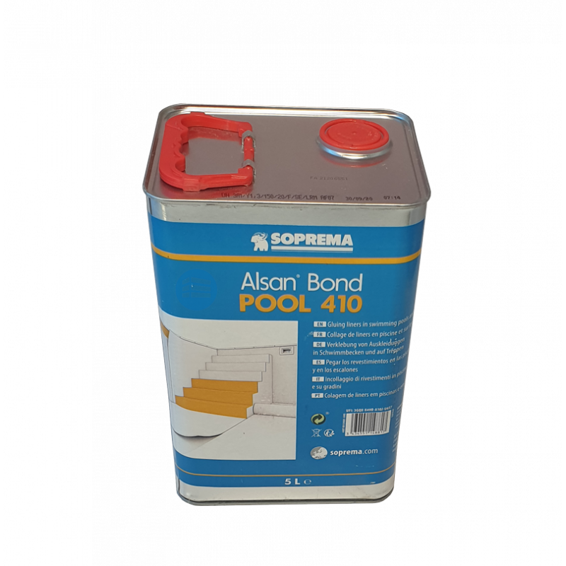 Adeziv liner 5L - Alsan Bond Pool 410  de la SopremaPool referinta ALSBNDPL