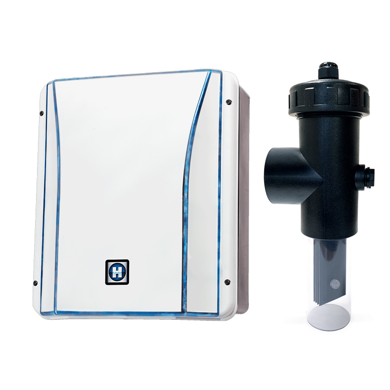 Sistem electroliza Salt&Swim 2.0 PLUS 33g/h, 150 m3  de la  Hayward Pool referinta SASV33CEUB
