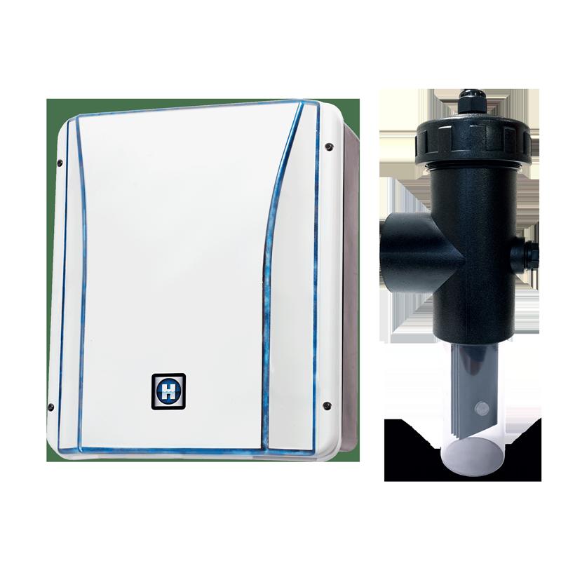 Sistem electroliza Salt&Swim 2.0 PLUS 8g/h, 30 m3  de la  Hayward Pool referinta SASV08CEUB