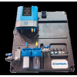 Sistem Control Station Panel pH/Clor liber (ppm) si temperatura  de la  Hayward Pool referinta HCCPHCL2A