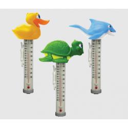 Termometru piscina Happy Animals  de la Kokido referinta K785DIS/6P