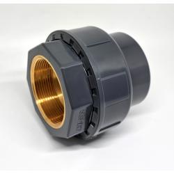 """Holender PVC-Metal D63-2"""" F.I.  de la Plimat referinta RUM63FPLT"""
