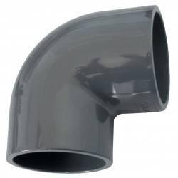 Cot PVC D125, 90 grade Plimat  de la Plimat referinta C90125