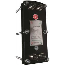 Schimbator de caldura in placi inox 123 kW  de la SpaZone referinta 17025048