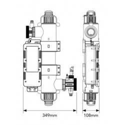 Sistem tratare lampa UV, H.R. UV-C Mini 30W, 30mc  de la  Elecro Engineering referinta HR-30-EU