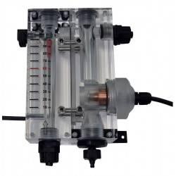 Celula masurare clor liber, cu senzor amperometric si detector debit  de la Seko referinta 9900103049