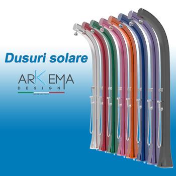 Dusuri solare Arkema Design